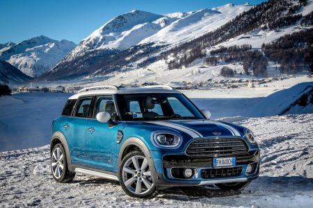 MINI ALL4 Countryman: crossover a trazione integrale
