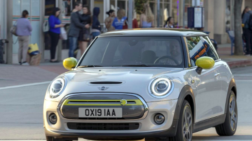 MINI Full Electric: la city car a emissioni zero
